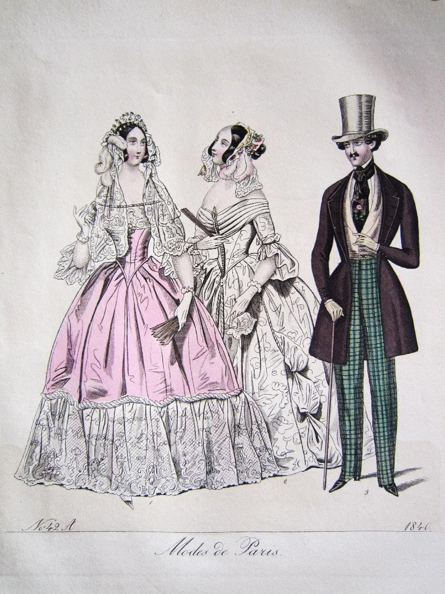 Festliche kleider spitze f cher zylinder biedermeier mode for Shein frauen mode